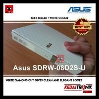 TERBATAS DVD-RW External ASUS SDRW-08D2 U LITE Optical Drive Portable