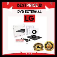 OBRAL NEW DVD-RW External/ Portable LG Ultra SLIM Optical Drive