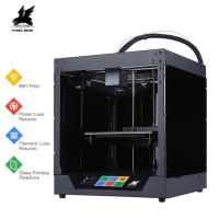 New Newest FlyingbearGhost 3d Printer full metal frame High