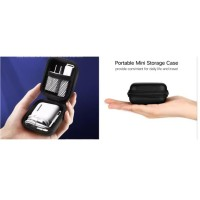 mini tas earbud case ugreen earphone handsfree bluetooth / dompet mini