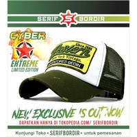 Topi Army Baseball Bordir Headshoot Pointblank Point Blank Hitam Milit