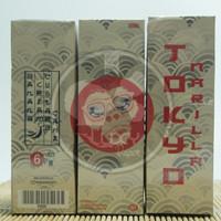 Tokyonarilla | Tokyo Banana | Indonesia Juice Cartel | Cukai | Liquid