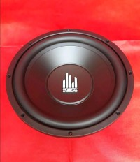 KA Subwoofer PCA 12inch Single Coil Sound Quality Series Ministay Din