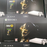 Xbox One X 1TB Fallout 76