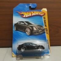 HW premiere Hot Wheels '09 Cadillac GTS-V hitam hotwheels rare langka