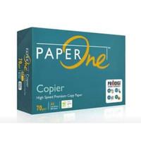 Kertas HVS A4 70 gr Merk PaperOne