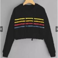 Sweater Wanita / Jaket Sweater -- hokyfashion SWEATER HOODIE CEWE