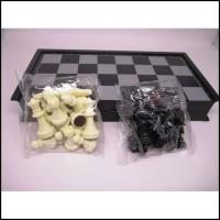 CATUR PAPAN MAGNET - MAINAN EDUKASCHESS MAGNETIC BOARD GAME ED-3810B