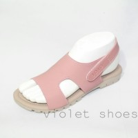 Sandal flat wanita murah berkualitas RN 17
