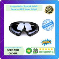 TERMURAH! Kacamata Goggles Ski UV400 - X400