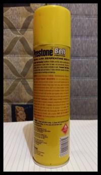 Spray Perawatan Fan / V Belt Mobil Motor PRESTONE BELT DRESSING 250 ml