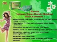 Discount Tissue Double Majakani Obat Keputihan Kanker Serviks By Boy