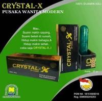 Terbaru Obat Keputihan Best Seller Ncx Crystal X Original Cristal X