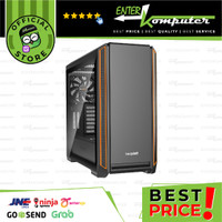be quiet! Gaming Case SILENT BASE 601 Orange With Side Window