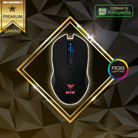 NYK ASSASSIN 1 G06 Gaming mouse 2400DPI Mouse Gaming