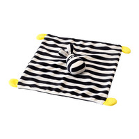 Mainan Anak Bayi Ikea Klappa Boneka Selimut Zebra Hitam Putih