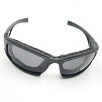 Daisy X7 Kacamata Sepeda dengan 4 Lensa