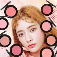 focallure original blush on baked powder color mix