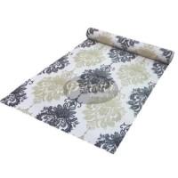FOR SALE Wallpaper Premium Batik Gold & Black | 45CM x 10M Terlaris
