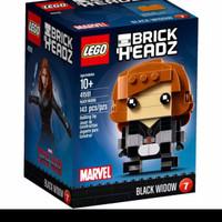 LEGO # 41591 Brickheadz Black Widow Avengers Marvel Comics Russian