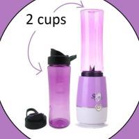 DISINIAJA 2cup shake and take generasi 3 color warna warni 2 tabung
