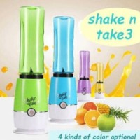 shake n take 3 mini blender juicer juice botol buah