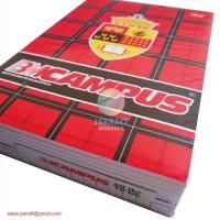 Buku Tulis BMC Maxi Campus isi 50 Tiara Boxy AA