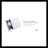 DVD EXTERNAL SLIM ASUS 08D2S-U / DVD RW EKSTERNAL ASUS / OPTICAL DRIVE