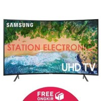 PROMO PENGHABISAN SAMSUNG 49NU7300 CURVED 4K UHD Smart Digital LED