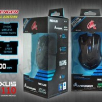 Mouse Wireless Rexus 110 Mouse usb wireless Mouse gaming Rx110 Murah