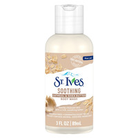 St. Ives Oatmeal & Shea Butter Body Wash 89mL - Travel Size