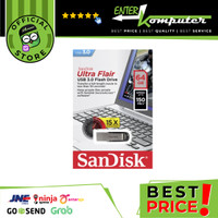 Sandisk Ultra Flair CZ73 64GB - USB 3.0 150MB/s