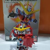 sd burning gundam