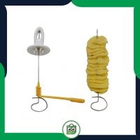 Alat Pemotong Kentang Tornado Potato Spiral Cutter - 420637