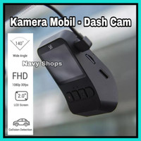 Kamera Mobil - Yi Mini Dash Cam Original Xiaomi 1080P