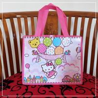 Tas Ultah Tas Ulang Tahun - Tas Souvenir Hello Kitty