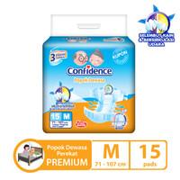 Confidence Adult Premium M 15's
