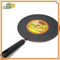 ( 30CM ) Alat Pemanggang / Panggangan Supra Round Grill Pan 30 CM