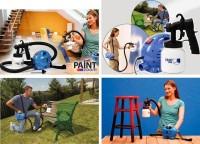 Sale Paint Zoom / Spray Gun / Airbrush Elektrik / Paint Gun / Paint