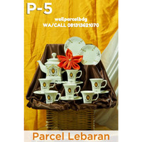 Paket Parcel Lebaran Keramik Bandung P5