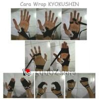 HABISKAN STOK Handwrap Everlast 180 4 6 M Original Pro Style B