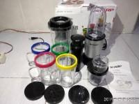 Sharp blender blazter sb-tw101 sb tw 101plastik