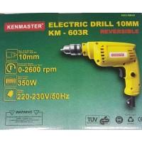 Big Sale Bor Listrik Kenmaster Km-603R - Bor Tangan Bolak Balik