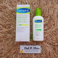 Cetaphil Daily Facial Moisturizer SPF 15 PA++ 118 ml Original