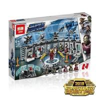 Lepin 07121 - Lego - Avengers - Endgame - Iron Man's Hall of Armors