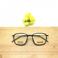 Frame Kacamata Minus Tom Ford Square Big Pria Wanita