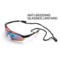 ROBESBON Kacamata Sepeda dengan 5 Lensa Myopia - 0089PC - Black