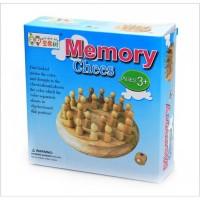 Best AHM224 - Mainan Memory Chess Color Pion Catur Warna Melatih