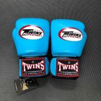Sarung Tinju Twins Glove Baby Blue 8 Oz