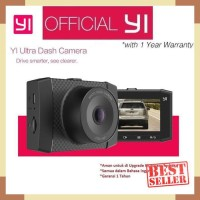 Xiaomi Yi Ultra Dash Cam 2.7K Resolusi with Voice Control Camera